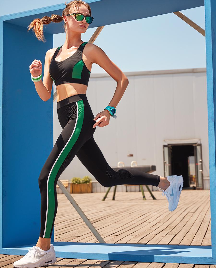 Aimer Sports运动装|爱慕运动律动长裤AS153B51