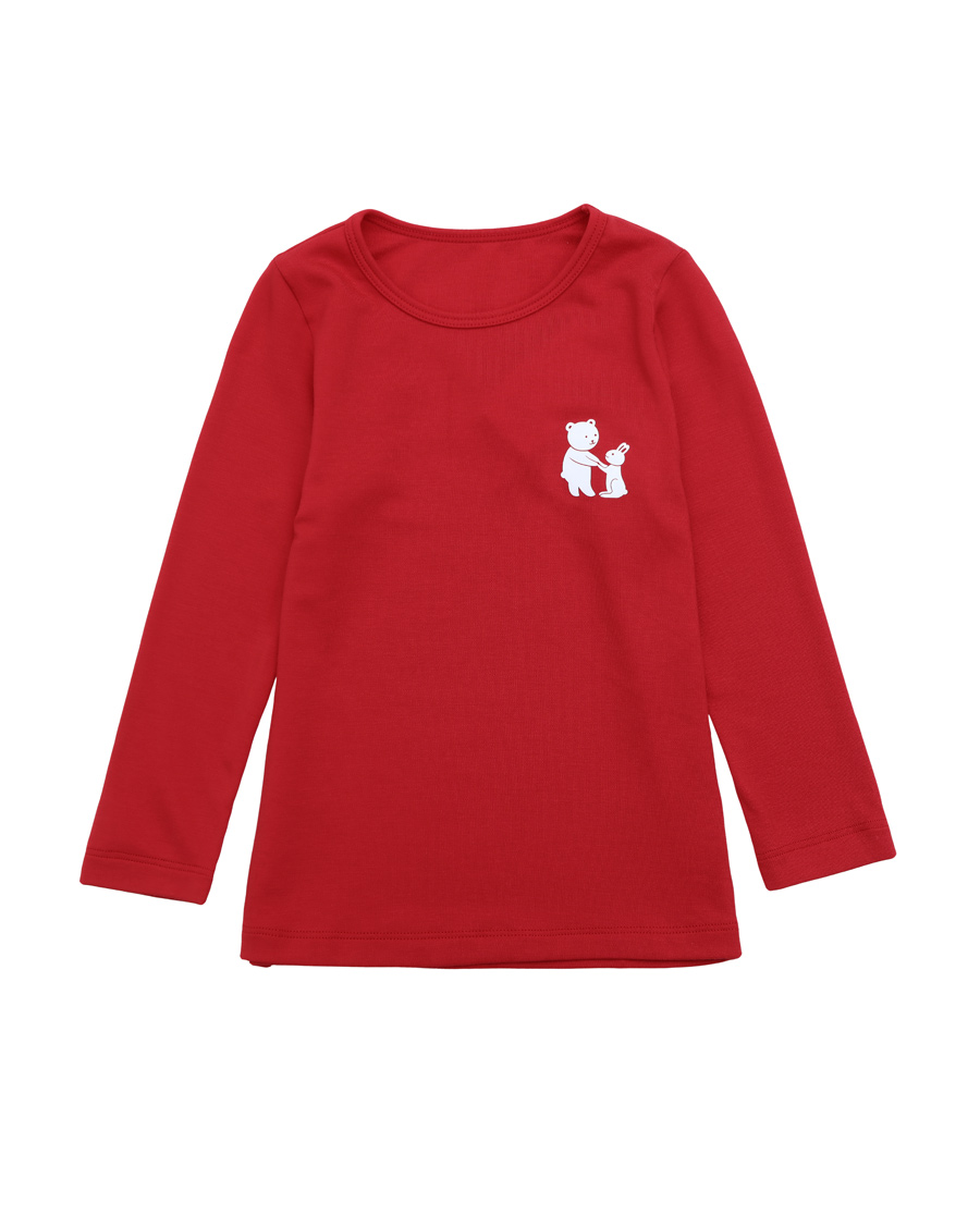 Aimer Baby保暖 爱慕婴儿温情节日长袖上衣AB372S41