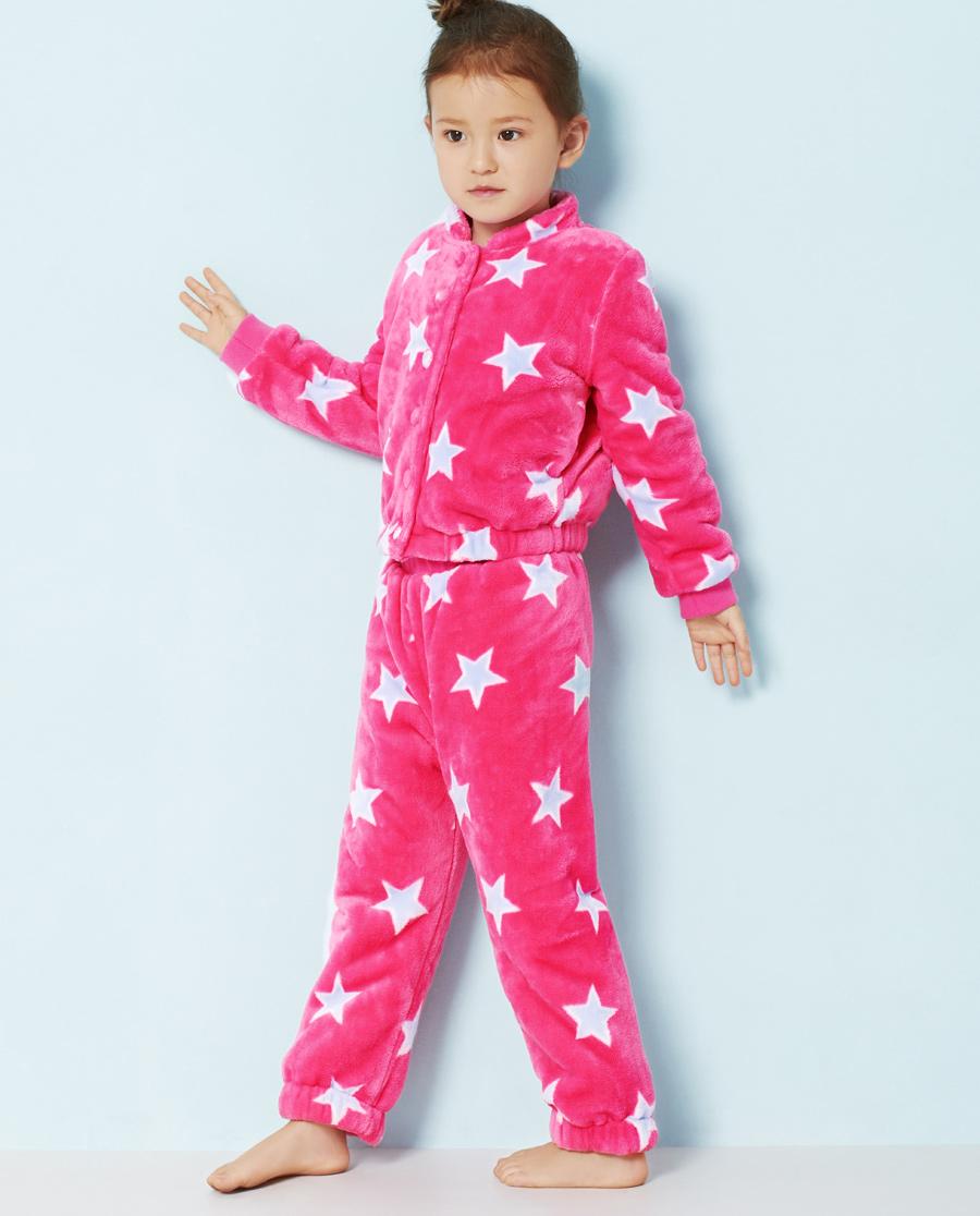 Aimer Kids睡衣 爱慕儿童爱星魔法师家居长裤AK142V11