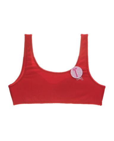 Aimer Junior文胸|爱慕少女情系铁塔一阶段无托背心式文胸AJ115411