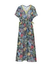 ag真人平台古堡花园沙滩长裙AM601641