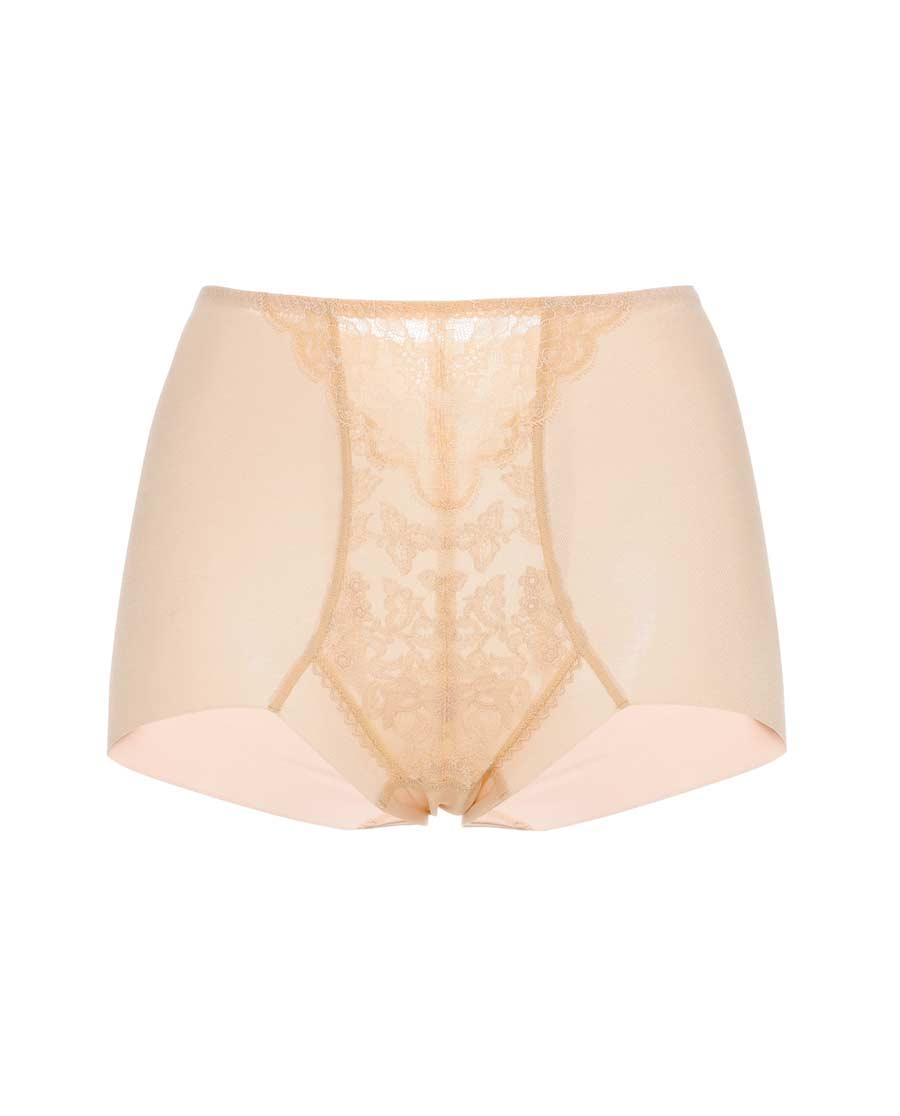 MODELAB美体|爱慕慕澜珍丝二中型中腰平角塑裤AD33C41