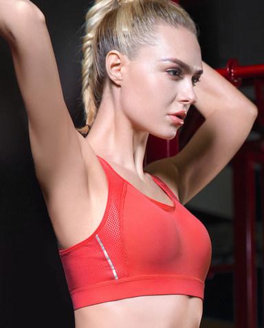 Aimer Sports文胸|爱慕运动iMOVE高强款运动内衣AS116C61