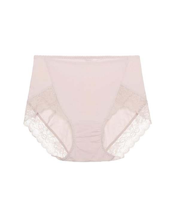 Aimer内裤|爱慕美棉KIKI高腰三角内裤AM221662