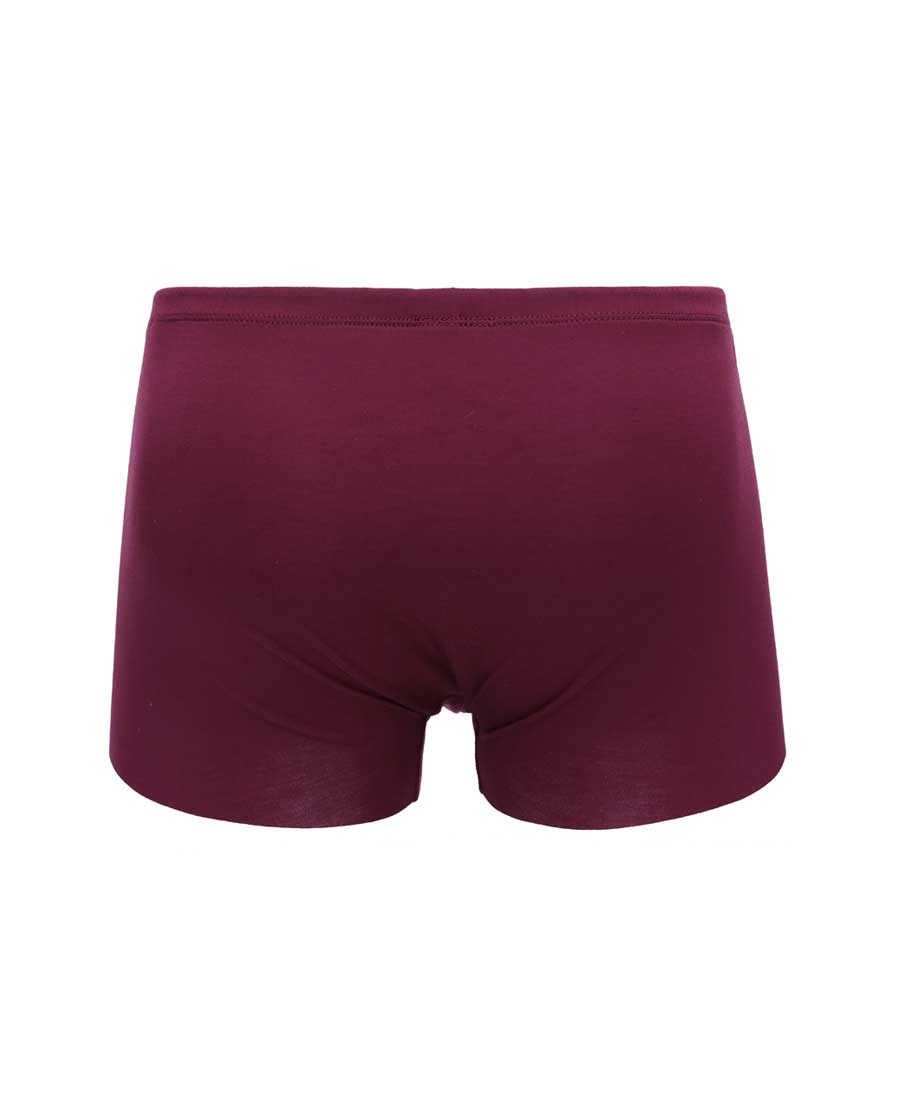 Body Wild内裤|宝迪威德精奥莫代尔无痕中腰平角内裤ZBN