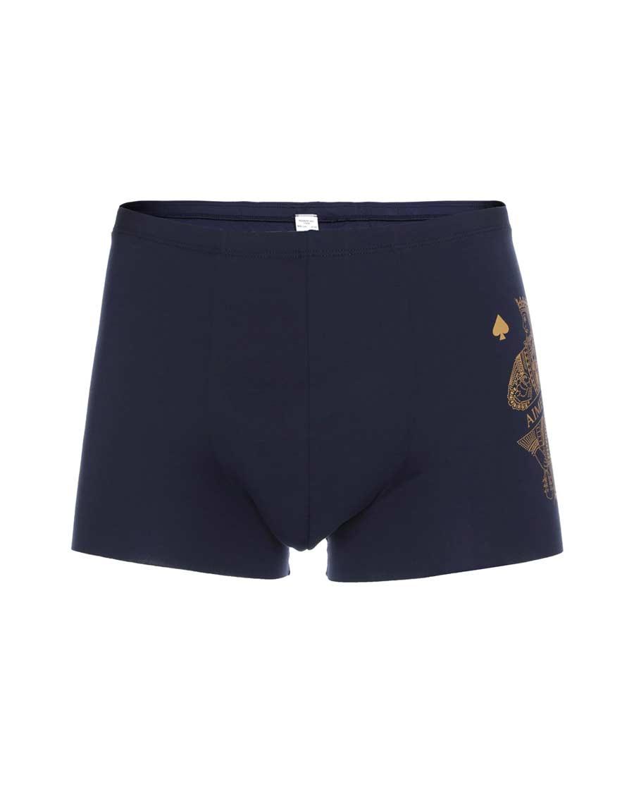 Aimer Men内裤|爱慕先生18SS限量创意酷中腰平角内裤N