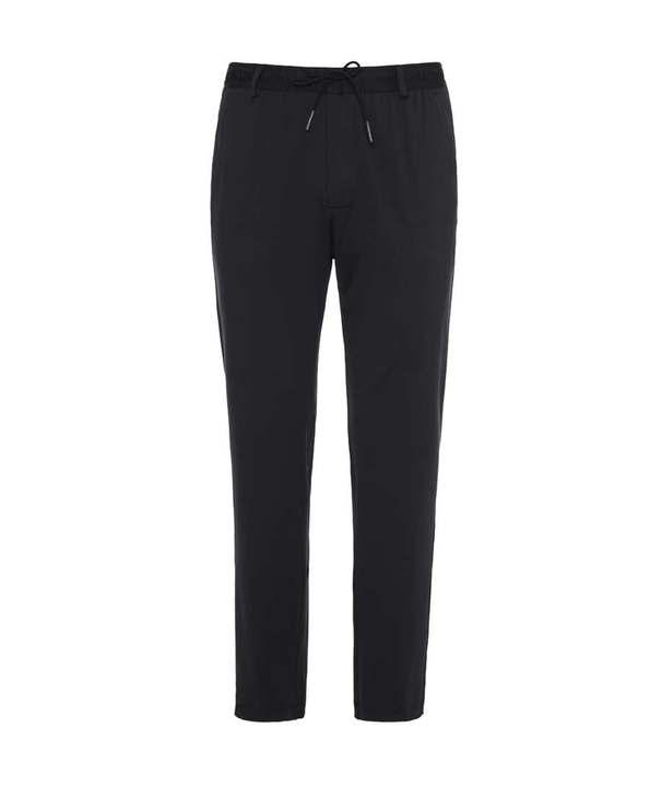 Aimer Men睡衣|爱慕先生新品酷黑运动运动长裤NS63A744
