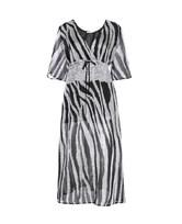 爱慕奢情蕾丝沙滩长裙AM601601