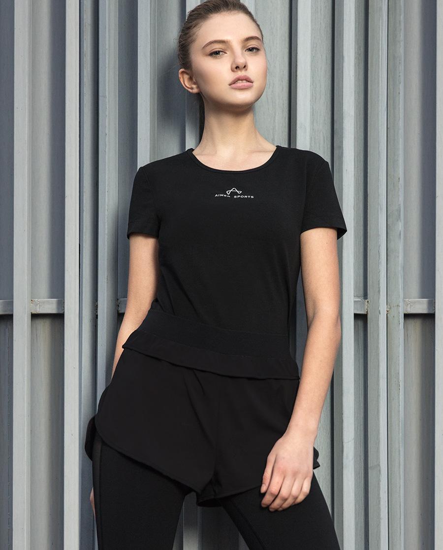 Aimer Sports运动装|爱慕运动零度短裤AS151C71