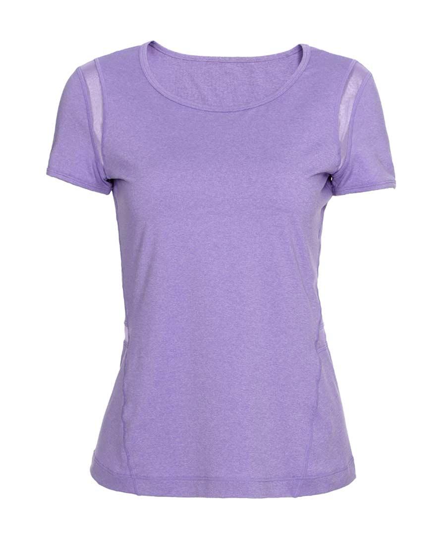 Aimer Sports运动装|爱慕运动春生瑜伽短袖T恤AS143C81