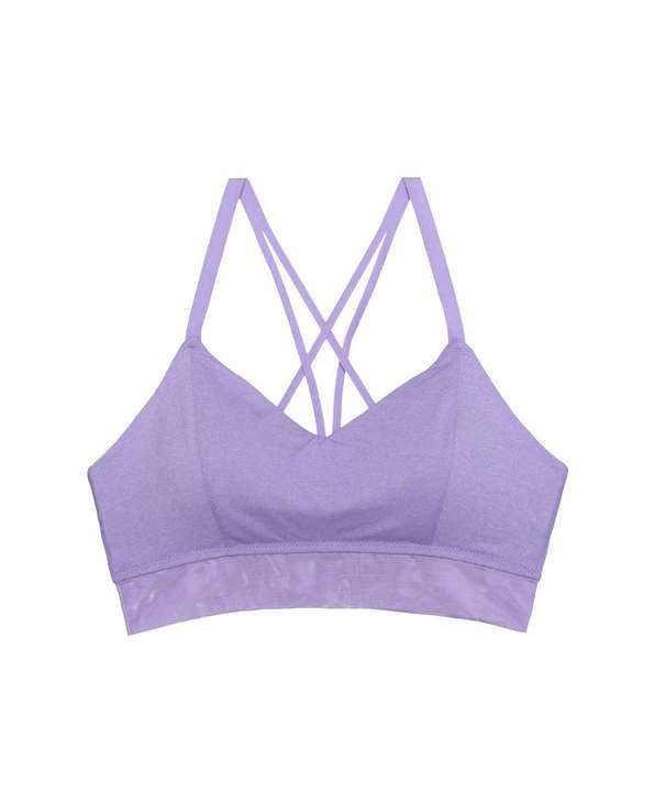 Aimer Sports文胸|爱慕运动春生瑜伽低强度背心式薄模杯文胸AS116C81