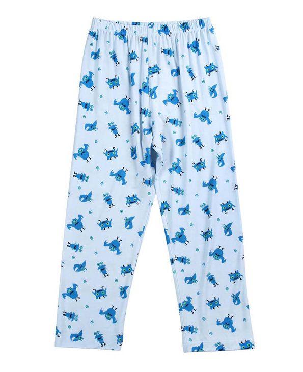 Aimer Kids睡衣|爱慕儿童怪兽联盟家居长裤AK242V71