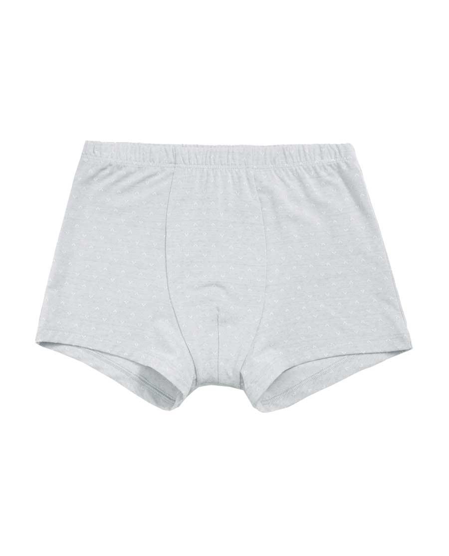Aimer Kids内裤|爱慕儿童钻石牛奶中腰平角内裤AK223V