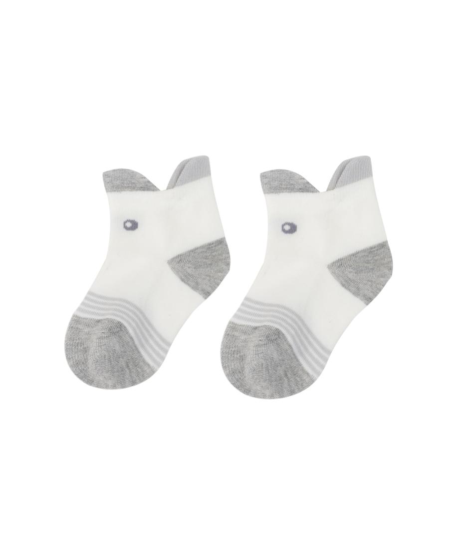 Aimer Baby袜子|爱慕婴儿18SS袜子柔棉短袜AB394Y51