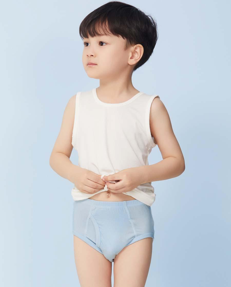 Aimer Kids内裤|爱慕儿童天使小裤MODAL中腰三角内裤AK222V21