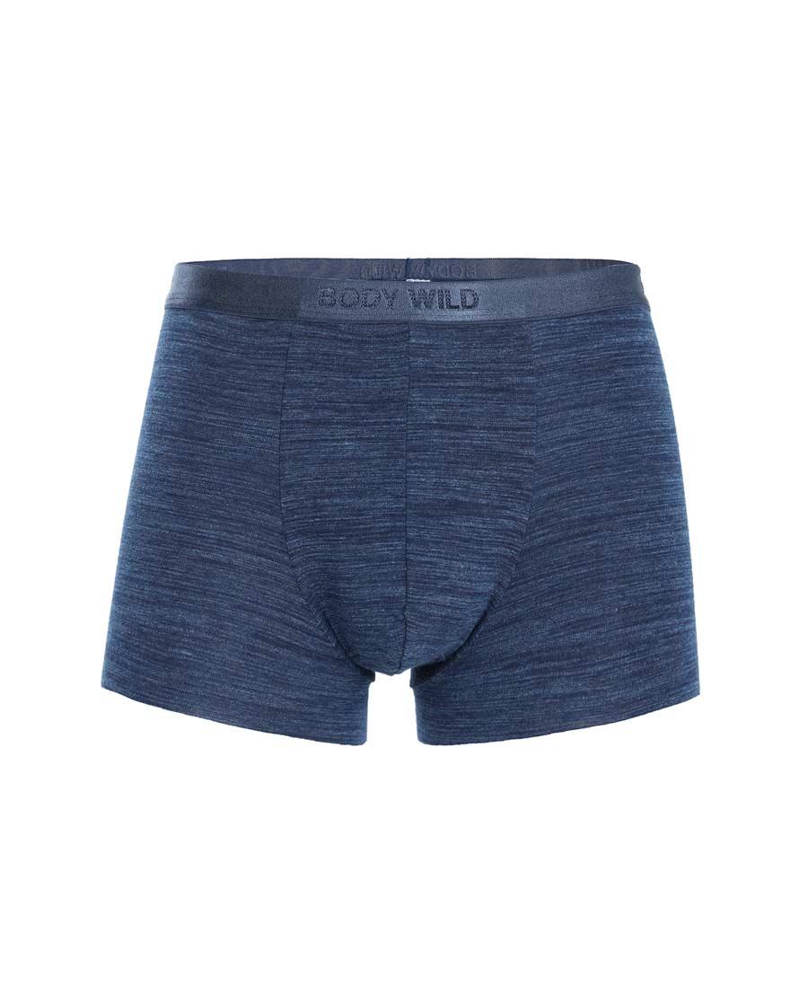 Body Wild内裤|宝迪威德静谧无痕中腰平角内裤ZBN23G