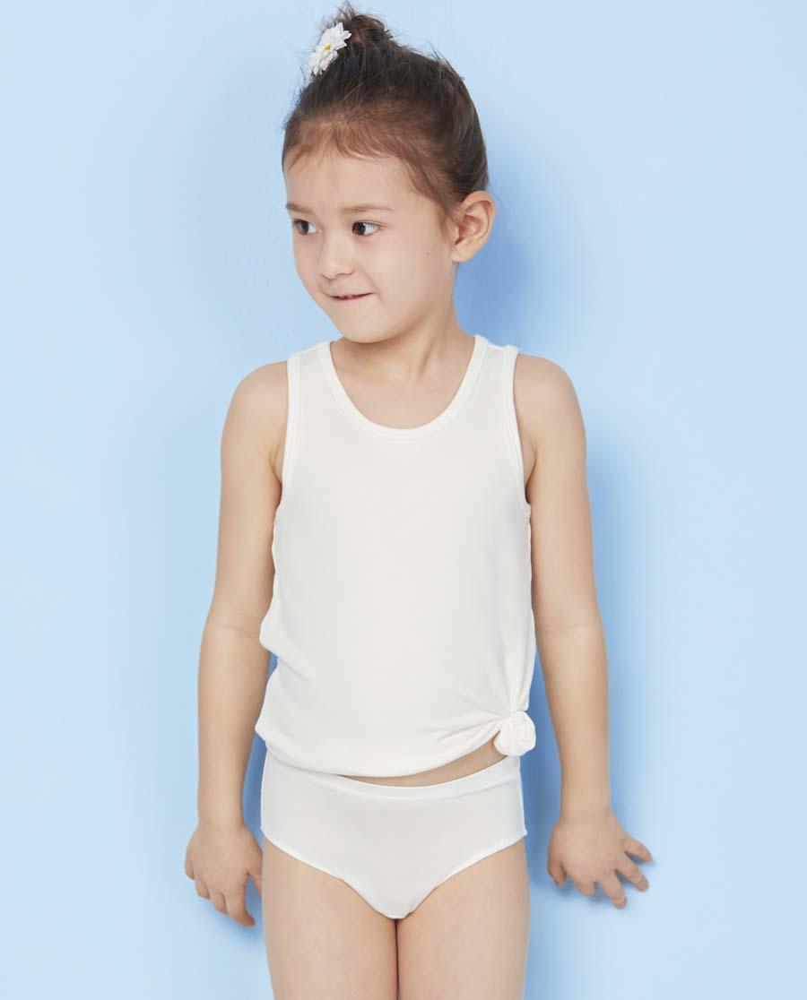 Aimer Kids内裤|爱慕儿童天使小裤MODAL中腰三角内裤AK122V21