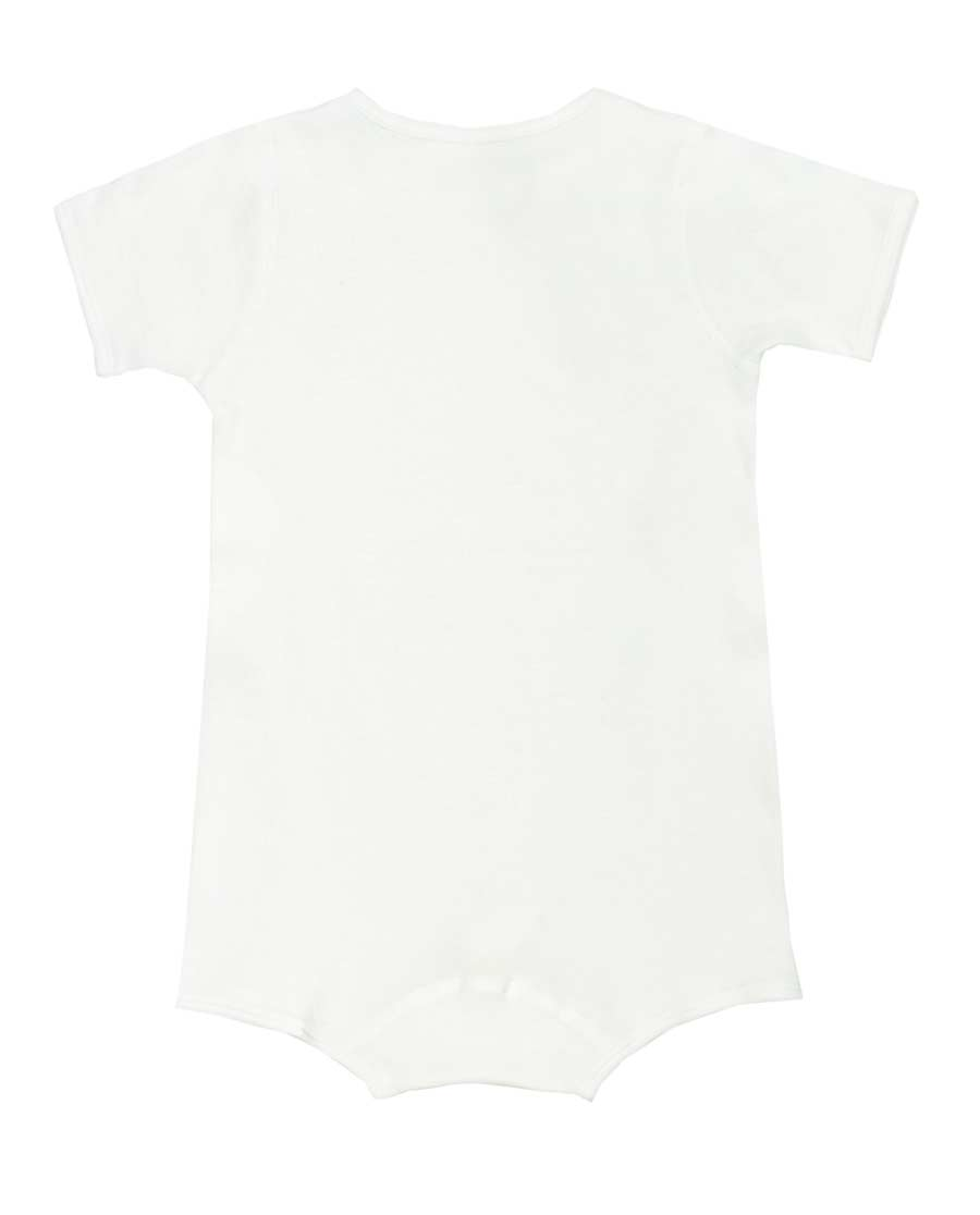 Aimer Baby保暖|爱慕婴儿乐棉宝宝连体短袖爬服AB375482