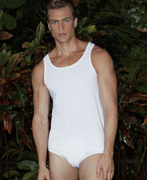 Aimer Men内裤|爱慕先生新品莫代尔中腰三角内裤NS22A831