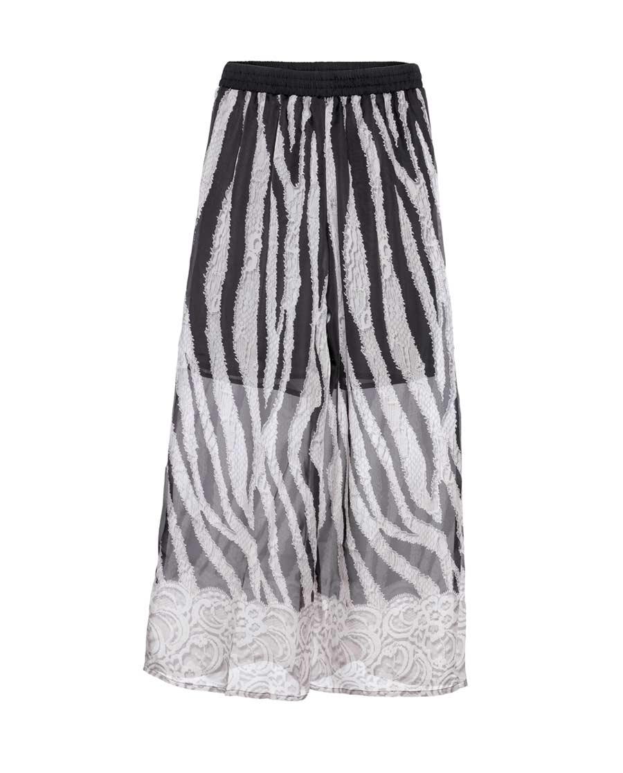 Aimer泳衣|爱慕奢情蕾丝沙滩长裤AM601602