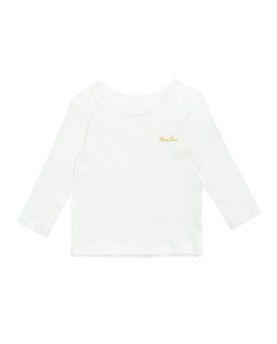 Aimer Baby睡衣|爱慕婴儿乐棉宝宝套头长袖上衣AB372482