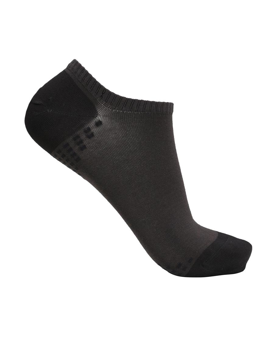 Aimer Men袜子|爱慕先生18SS袜子莫代尔棉撞色休闲船袜NS94W029