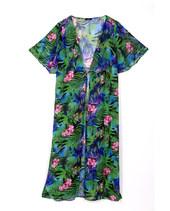 爱美丽泳衣幻想丛林开衫沙滩长上衣IM60AMH1