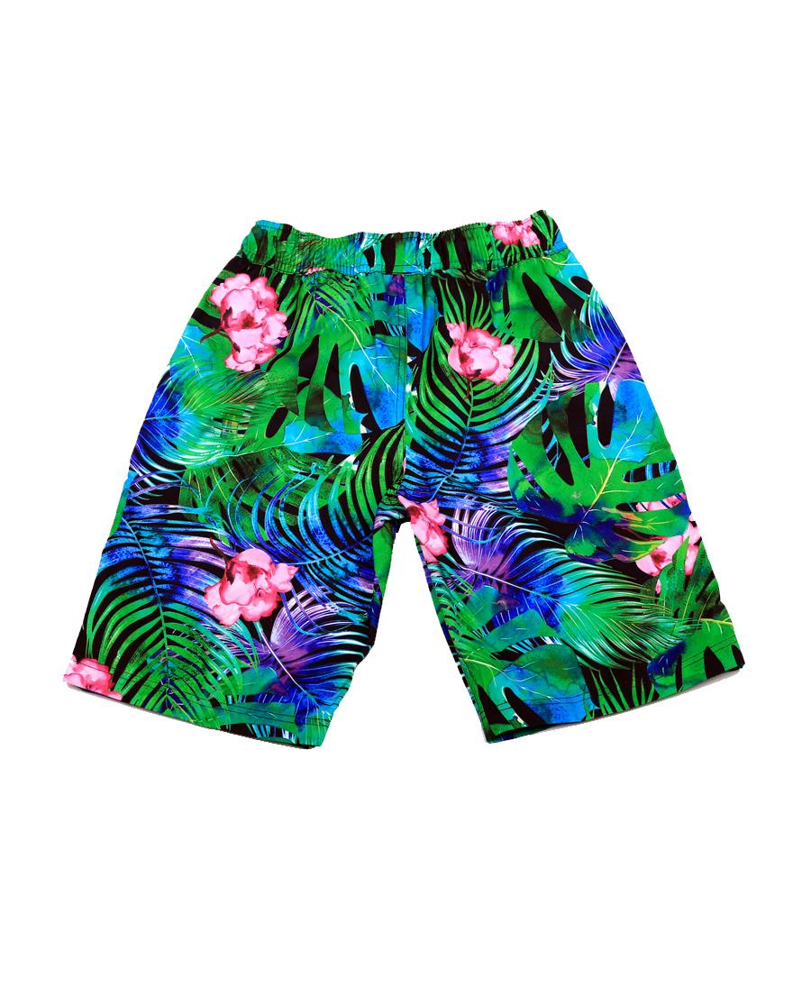 imi's泳衣 爱美丽泳衣幻想丛林男童沙滩裤IM64AMH3