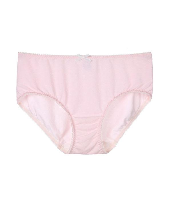 Aimer Junior内裤|爱慕少女钻石牛奶中腰平角内裤AJ123V61