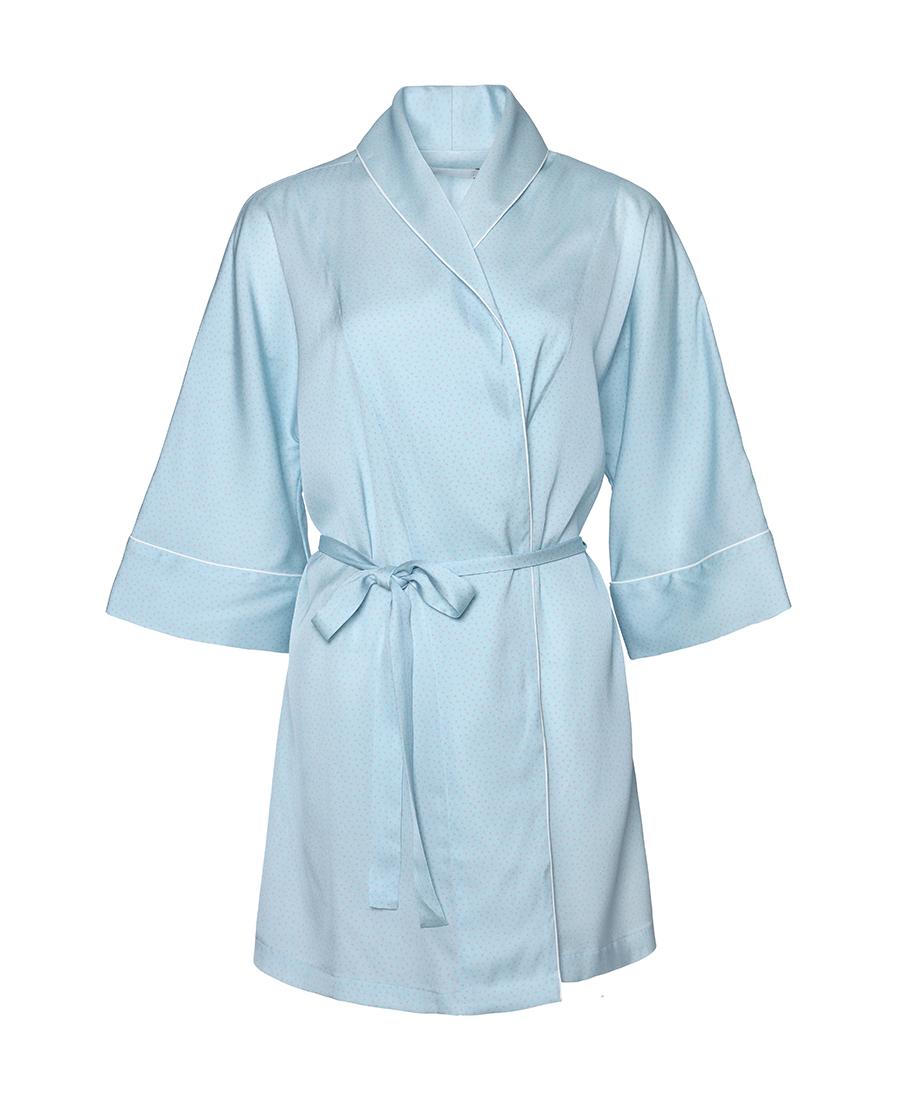 Aimer睡衣|爱慕点动心情家居睡袍AM481691