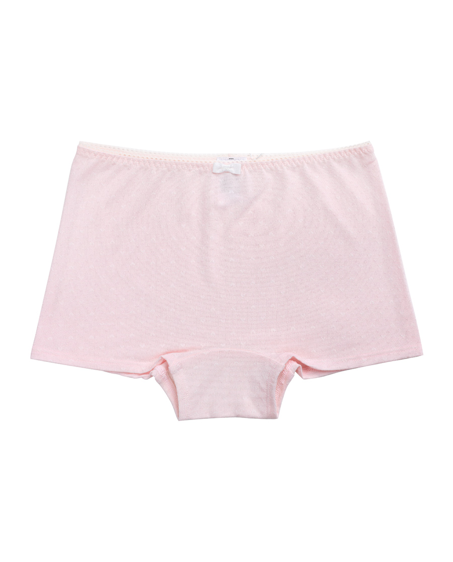 Aimer Kids内裤|爱慕儿童钻石牛奶中腰平角内裤AK123V