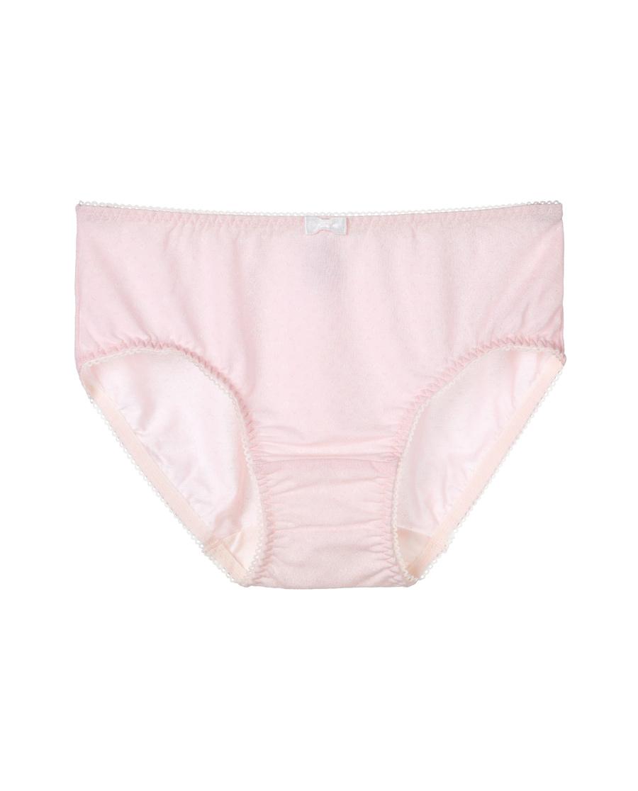 Aimer Kids内裤|爱慕儿童钻石牛奶中腰三角内裤AK122V