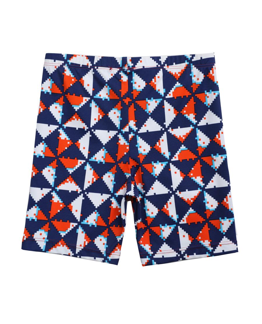 Aimer Kids泳衣|爱慕儿童新造型主义泳裤AK267X62