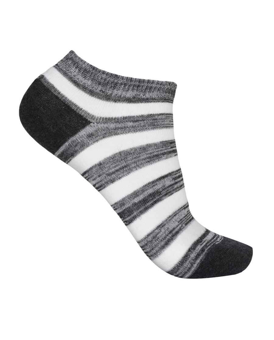 Aimer Men袜子|爱慕先生新品条纹船袜NS94W032