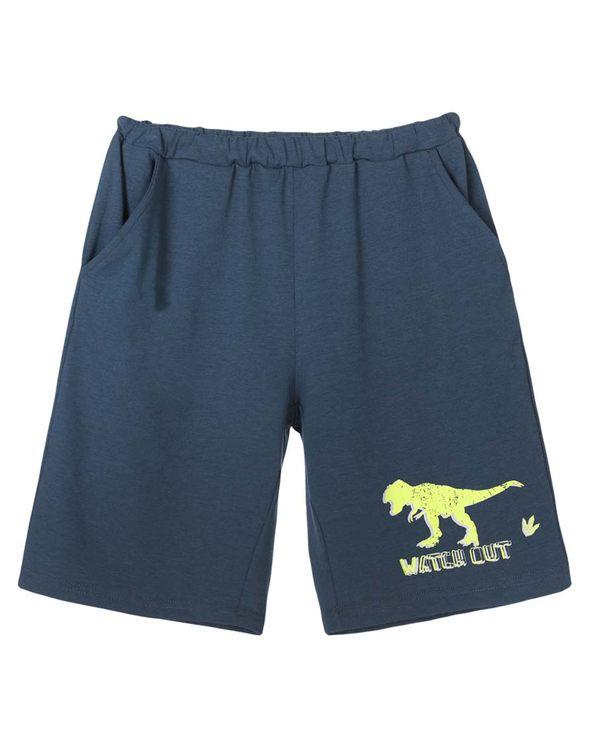 Aimer Kids睡衣|爱慕儿童侏罗纪印象五分裤AK282X11
