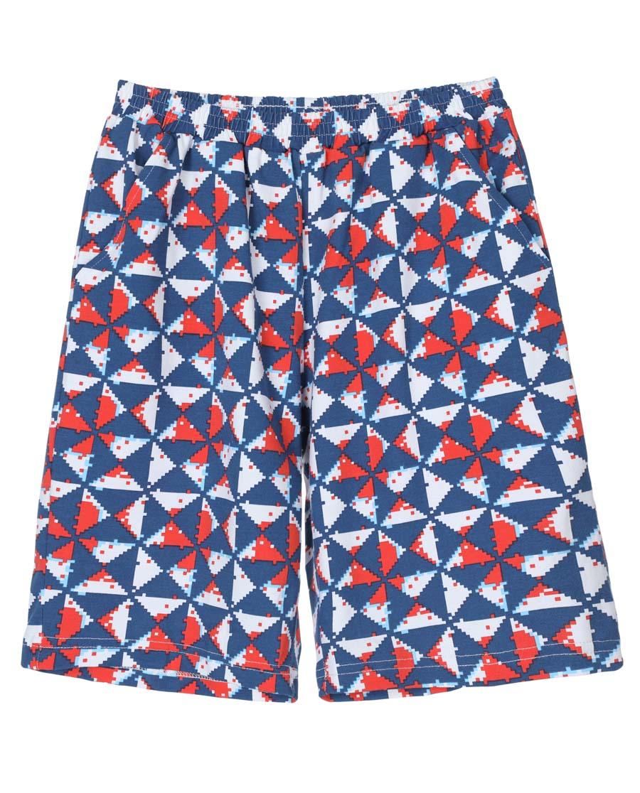 Aimer Kids睡衣|爱慕儿童新造型主义五分裤AK282X61