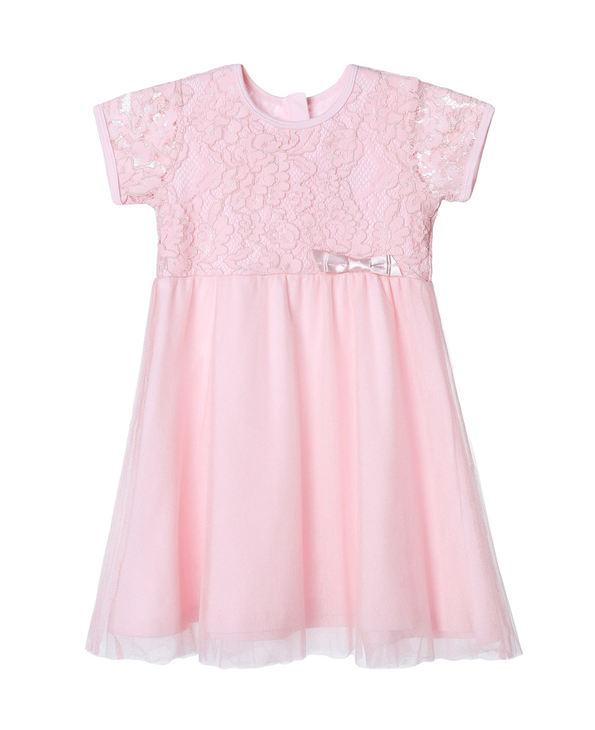 Aimer Kids睡衣 爱慕儿童浪漫蕾丝短袖连衣裙AK183X11