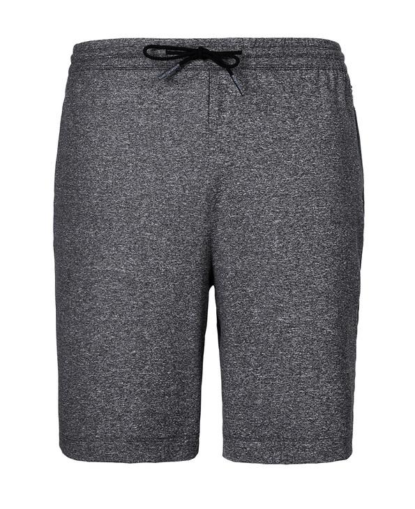 Aimer Men运动装|爱慕先生新品酷黑运动短裤NS63A742