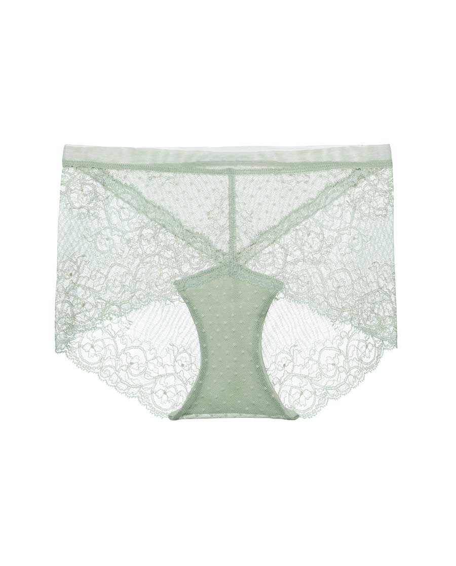 Aimer内裤|爱慕薇拉假日中腰平角内裤AM231561