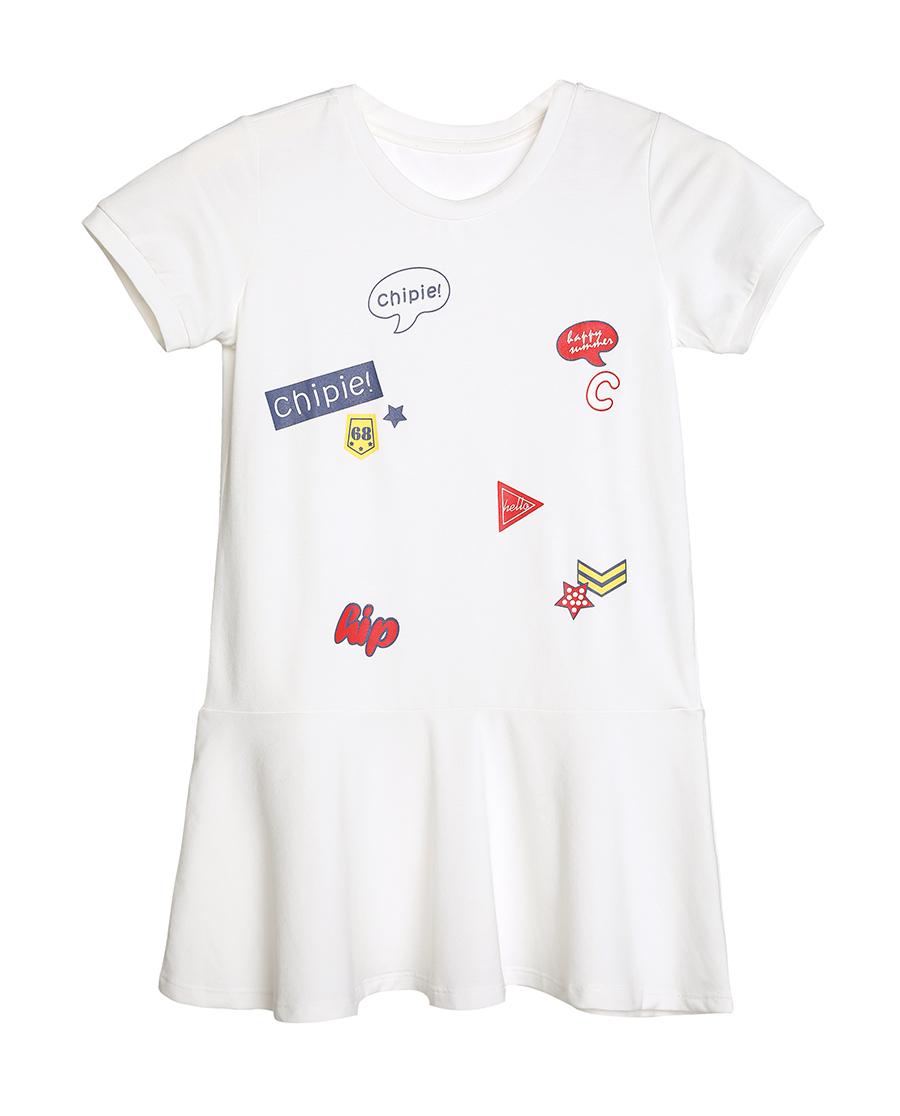Aimer Kids睡衣|爱慕儿童FASHION GIRL套头连衣