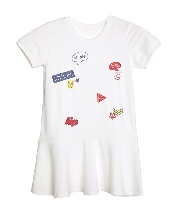 Aimer Kids睡衣|爱慕儿童FASHION GIRL套头连衣裙AK183X31