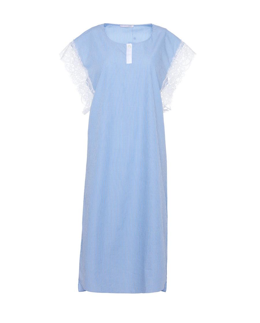 Aimer Home睡衣|爱慕家品轻奢享无袖长裙AH440051