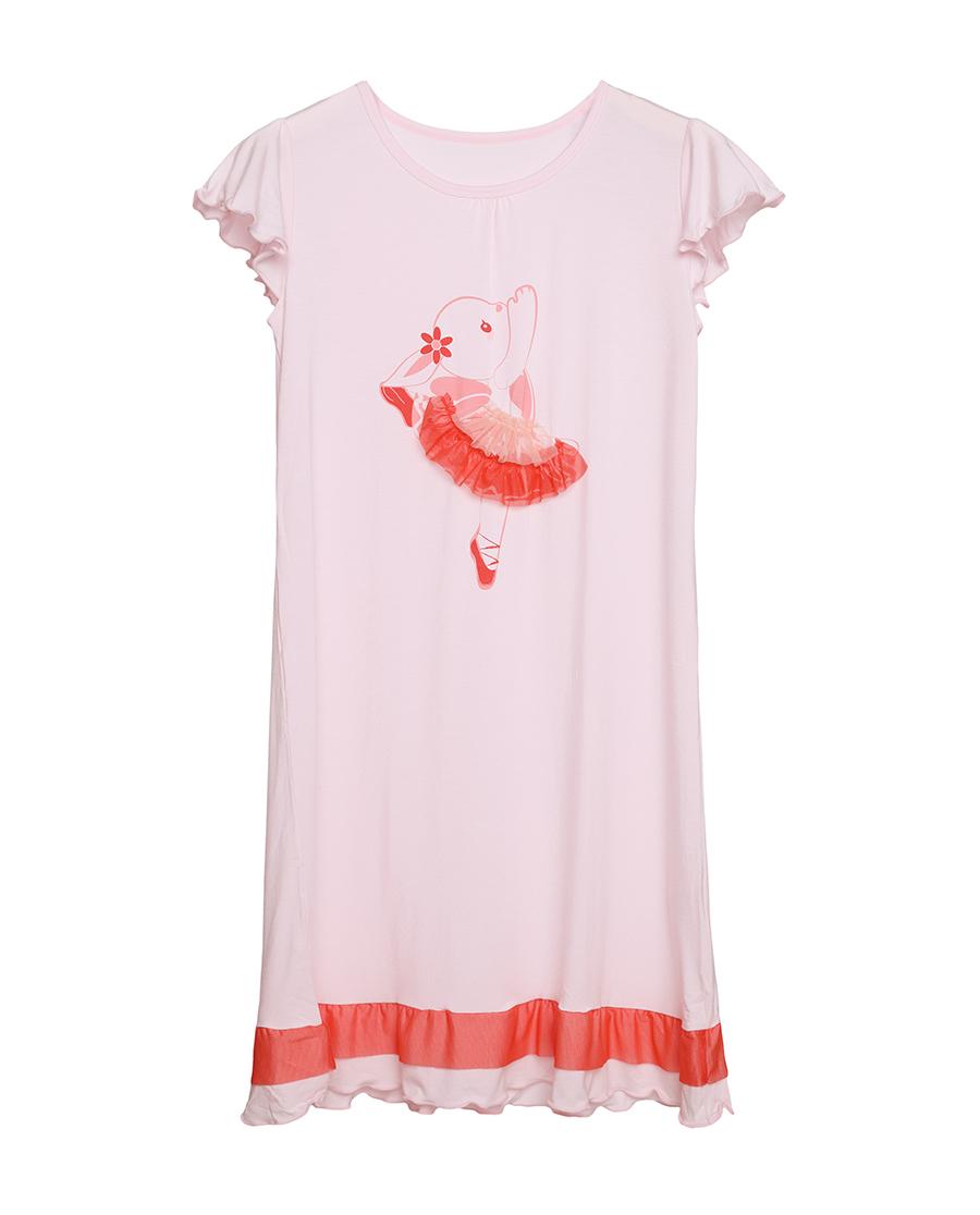 Aimer Kids睡衣|aimer kids爱慕儿童芭蕾爱兔儿女