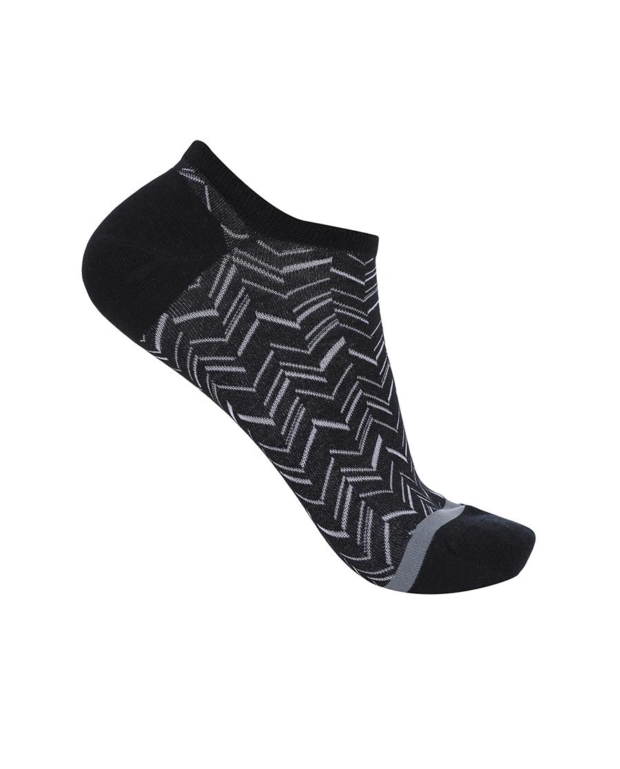 Aimer Men袜子|爱慕先生新品人字纹船袜NS94W033
