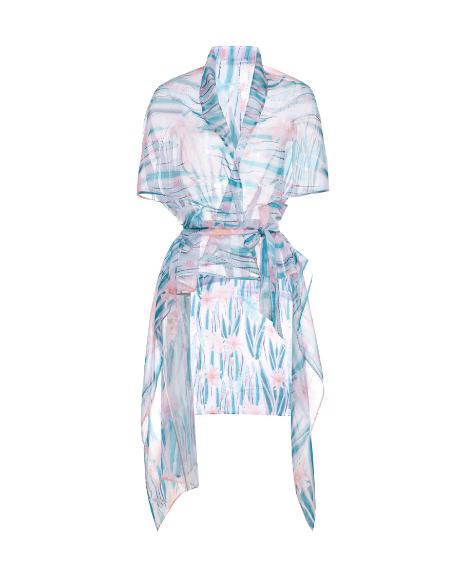 La Clover泳衣|LA CLOVER莓粉mojito沙滩巾