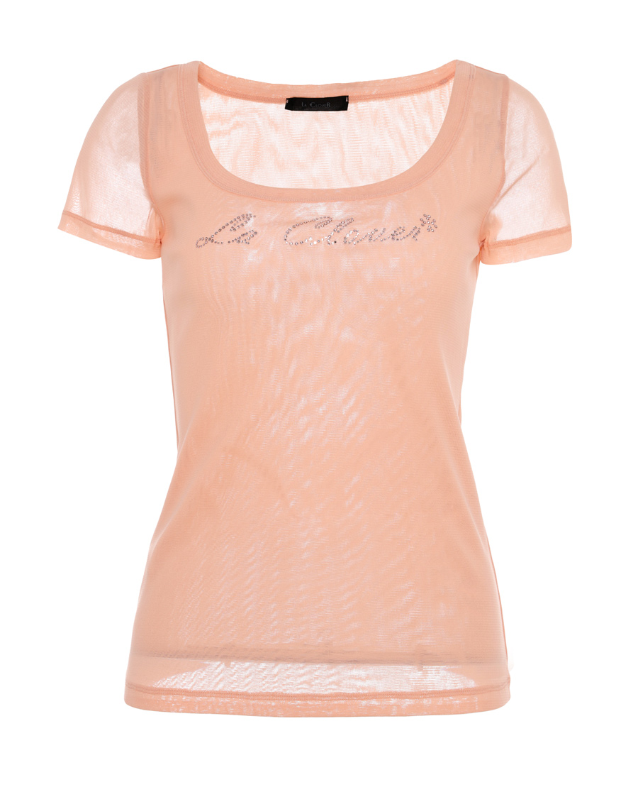 La Clover保暖|LA CLOVER奢华假日素色短袖打底上