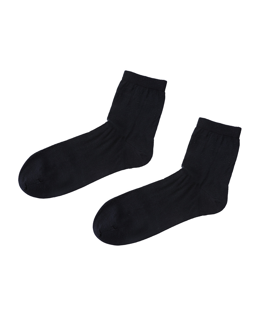 Aimer Men配饰|爱慕先生新品薄棉短袜两件装NS94W04