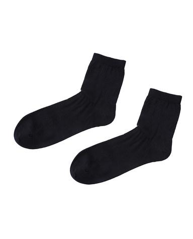 Aimer Men袜子|爱慕先生新品薄棉短袜两件装NS94W044