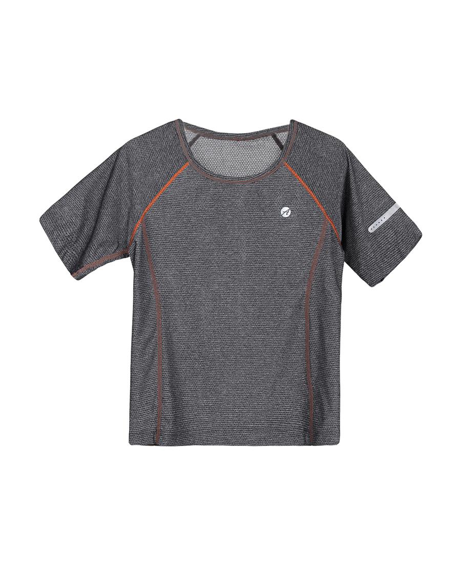 Aimer Kids睡衣|爱慕儿童律动节拍套头短袖上衣AK281X