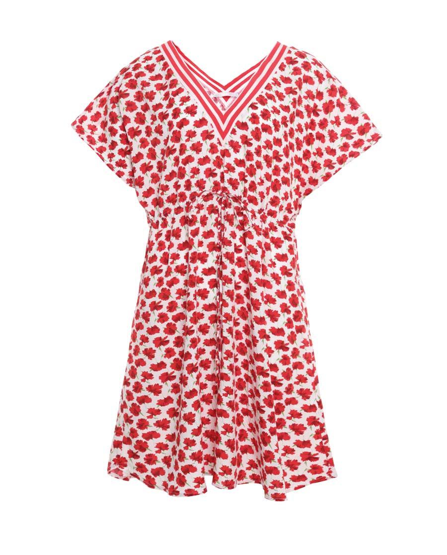 Aimer泳衣|爱慕花语盛夏沙滩裙AM601591